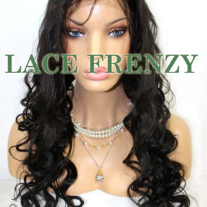 Lauren - Body Curl - Full Lace Wig