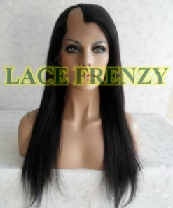 Danique - 20 Inches - Yaki - U-Part Lace Wig