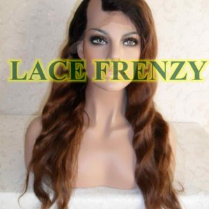 Rhonda - 20 Inches- Natural Wavy - Indian Remy Hair - U-Part Lace Wig