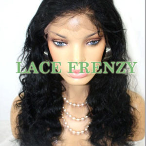 Leah - Body Wave - Full Lace Wig
