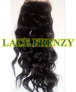 Malaysian Virgin Hair- 3.5x4 Inches - Silk Base Closure