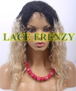 Chelsea - Two Toned - Custom Full Lace Wig