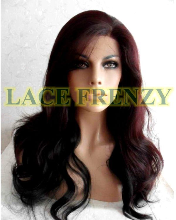 Georgina - 20 Inches - Body Curl - Lace Front Wig