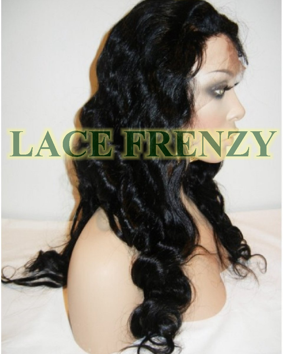 Georgia - Body Wave - Silk Top Full Lace Wig