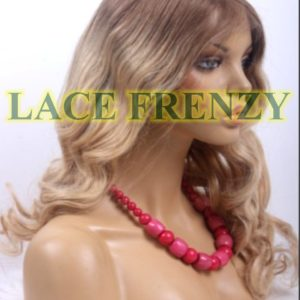 January - Curly - European Cuticle Hair - Full Lace Wig