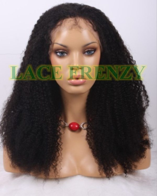 Joyce - Afro Curl - Full Lace Wig