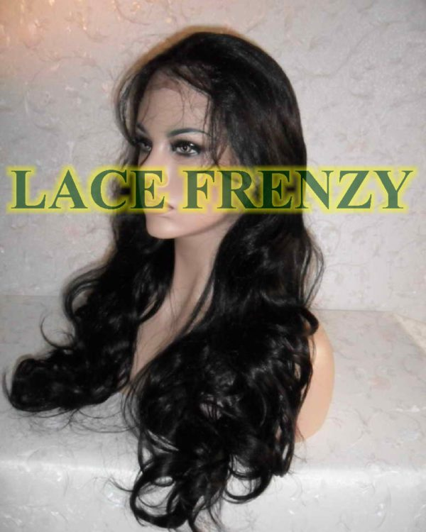 Ivy - 20 Inches- Flip Curl - Lace Front Wig