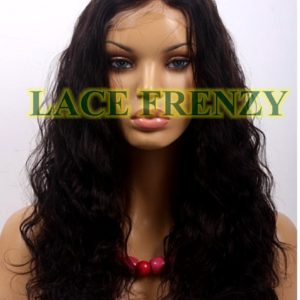 Chole' - Malaysian Virgin Hair - Wavy - Full Lace Wig