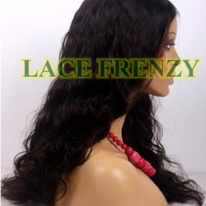 Sydney - Wavy - Malaysian Virgin Hair - Silk Top Full Lace Wig