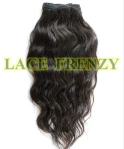 Cambodian virgin hair Machine Weft - Hair Extension