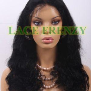 Simone - Body Wave - Malaysian Virgin Hair- Full Lace Wig