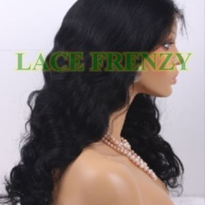 Simone - Body Wave - Malaysian Virgin Hair - Full Lace Wig