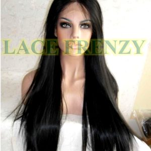 Yolanda - 24 inches - Straight- Lace Front Wig
