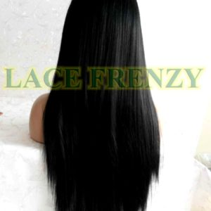 Yolanda - 24 inches - Straight - Lace Front Wig
