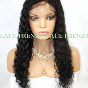 Jessica - Deep Wave- Full Lace Wig
