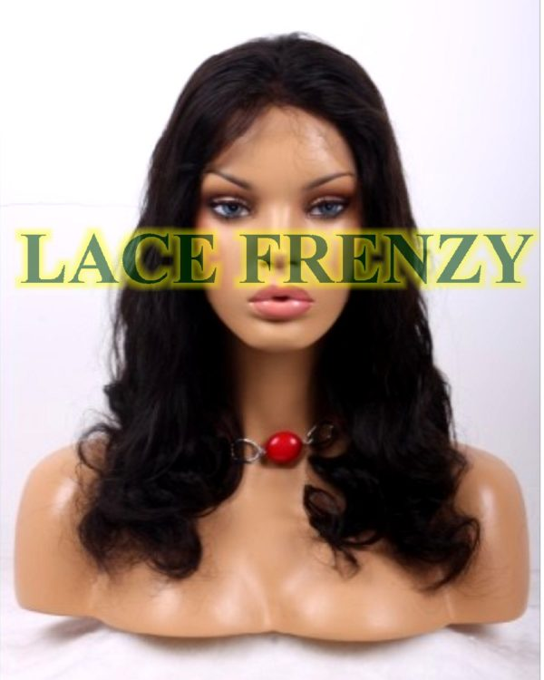 Bria - 20 Inches - Body Curl - Malaysian Virgin Hair Full Lace Wig
