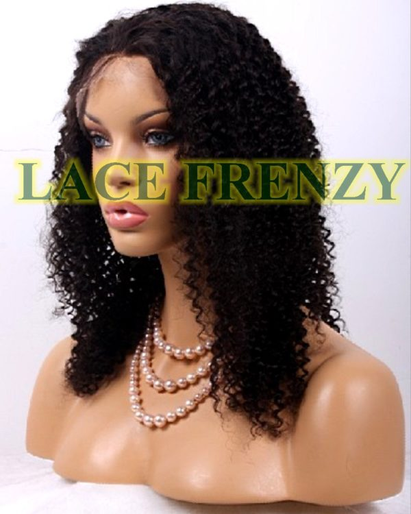 Ivy -Tight Curl - Full Lace Wig