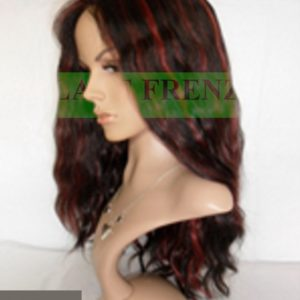 Joi - Indian Remy Hair - Silk Top Full Lace Wig