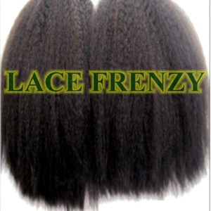 Indian Remy Hair - Kinky Yaki - 200G Machine Weft - Bundle Kit