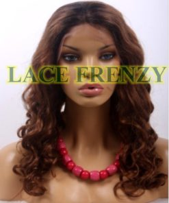 Brooklyn - 16 Inches - Body Wave -Mongolian Remy Hair -Full Lace Wig