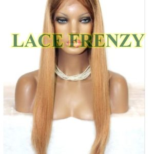 Safia - TToned - Straight - Custom Full Lace Wig