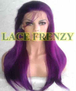 Jessie -Straight - Lace Front Wig