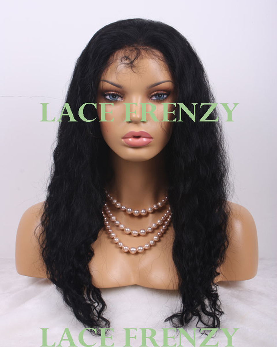 Zoe' - 18 Inches- Loose Wave - Full Lace Wig