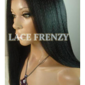 Elon- 18 Inches - Indian Virgin Hair - Full Lace Wig