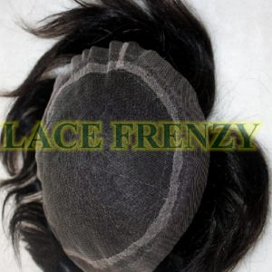 French lace toupee