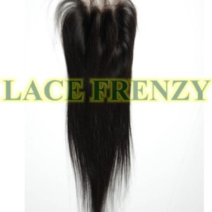 3.5X4 Inches - Yaki Straight - Top Closure
