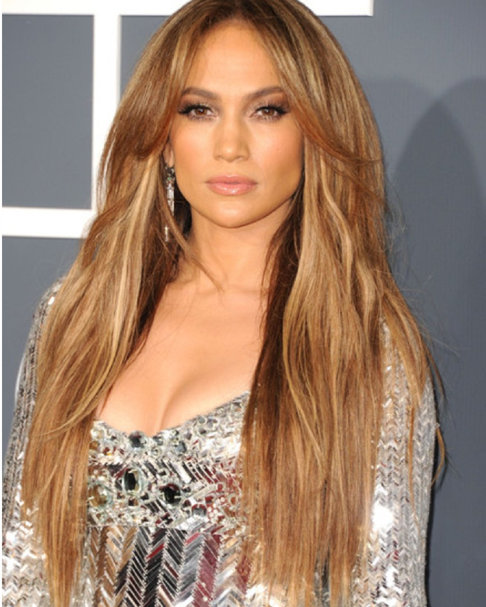 Jennifer Lopez – Layered Custom Celebrity Lace Wig
