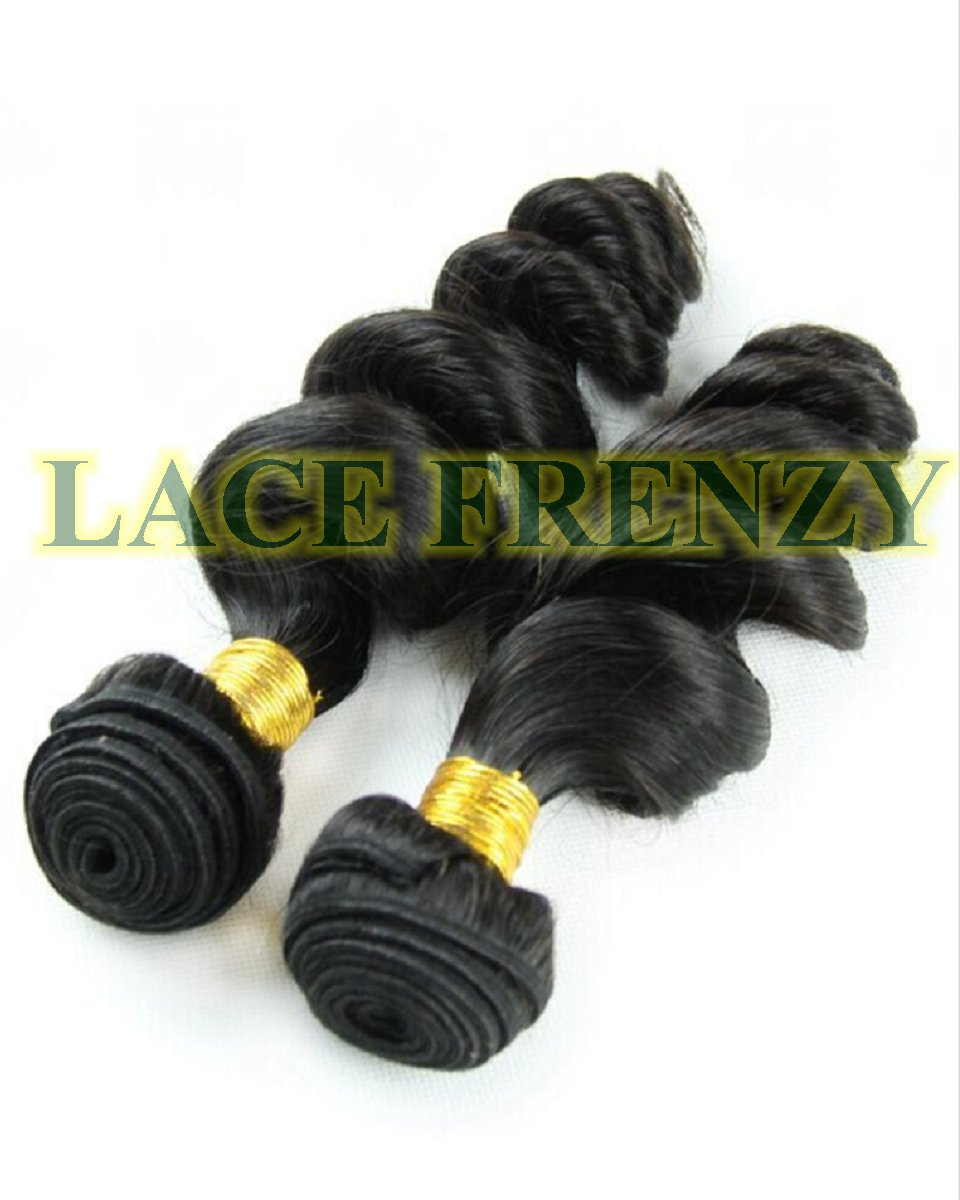 Grade 6A Virgin Hair- Loose Wave - 110G Machine Weft