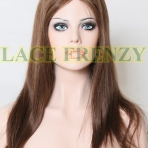 Paula - 16 Inches - European Virgin Hair - Silk Top Glueless Full Lace Wig