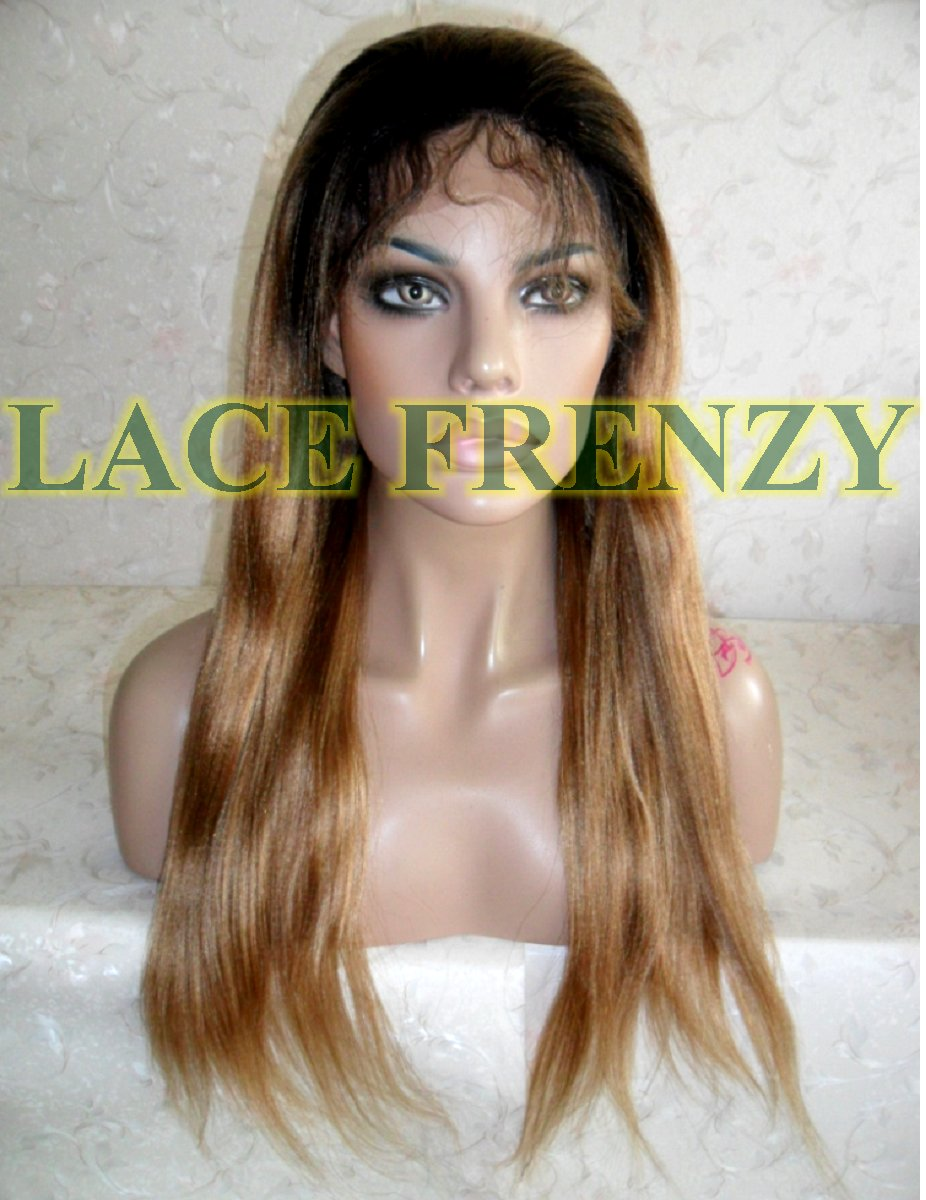Shayla - Custom Monofilament Full Lace Wig