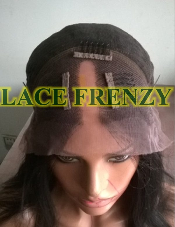 Protective Wear With Upart Lace Wigs