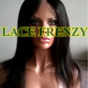 Lacey - Light Yaki - Custom Upart Lace Wig