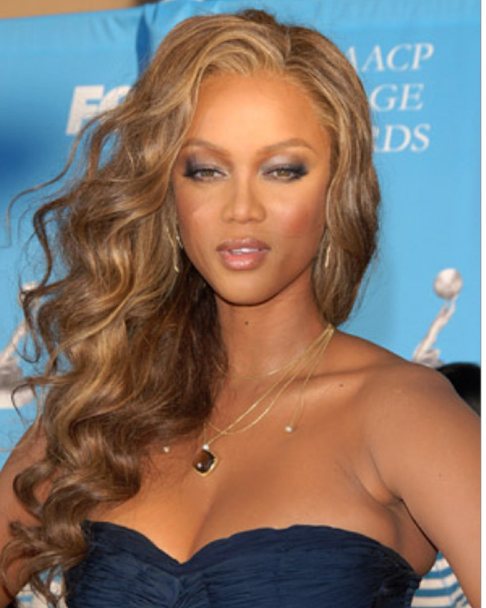 Tyra Banks - Body Wave - Custom Celebrity Lace Wig