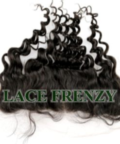 13x6 Inches - Loose Wave - Lace Frontal