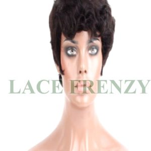 Collette - Body Wave- Indian Remy Hair- Machine Made Wig