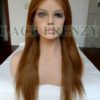 Coco-18 Inches - Chinese Virgin Hair- Straight - Lace Front Wig