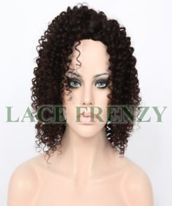 Nicole - 18 Inches - Indian Virgin Hair - Spiral Curl - Glue-Less Full Wig