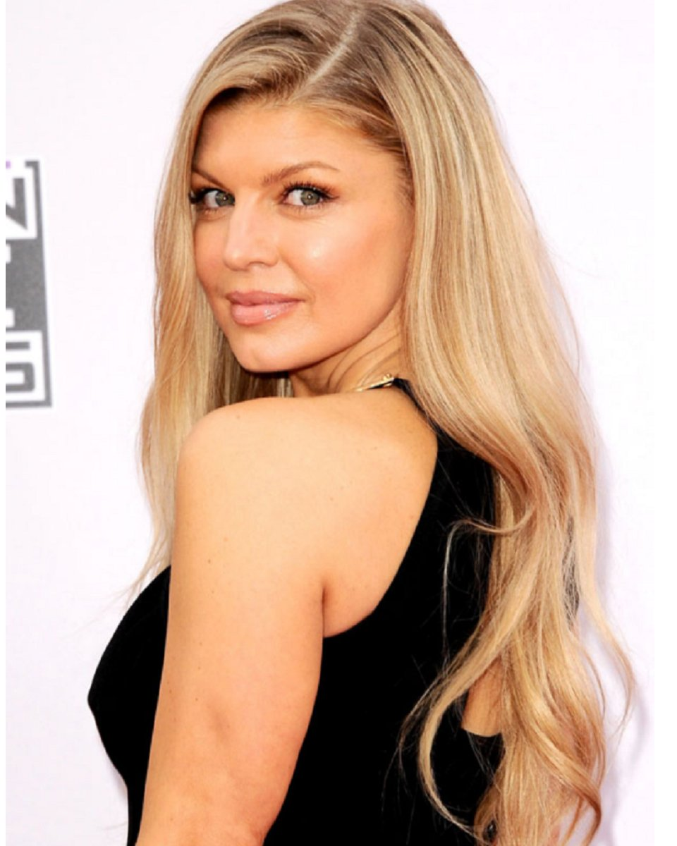 Fergie - Slight Wave - Celebrity Custom Lace Wig