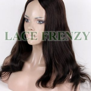 Regina - Natural Wave- Mongolian Virgin - Jewish Wig