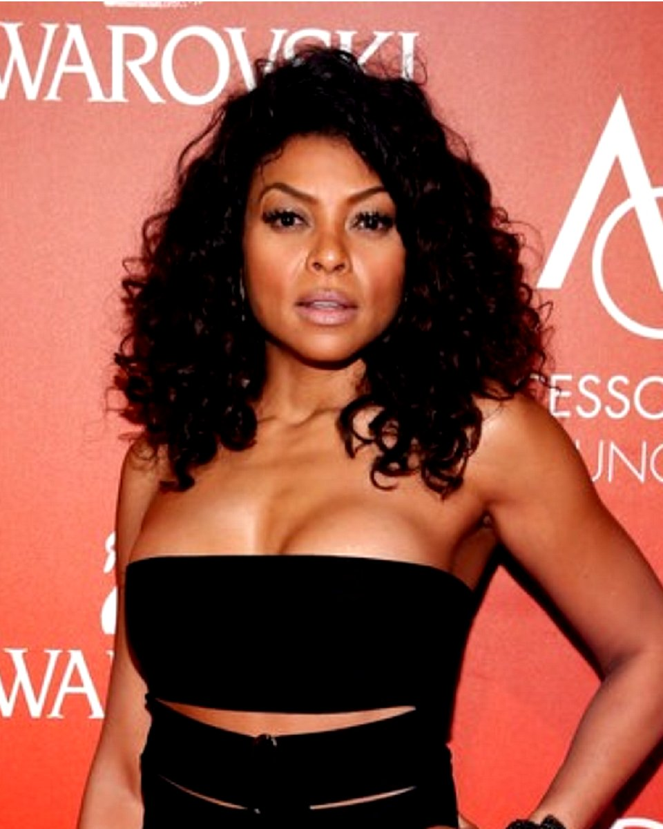 Taraji P. Henson - Curly - Custom Celebrity Lace Wig