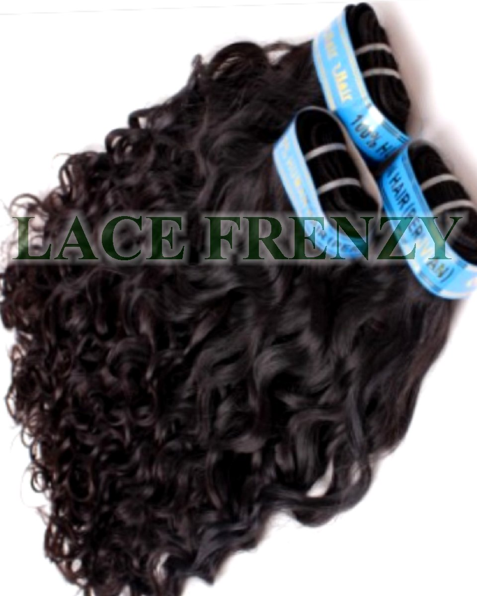 Grade 7A Virgin Hair Layered bundle Kit