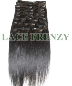 Italian yaki clip in hair extensions