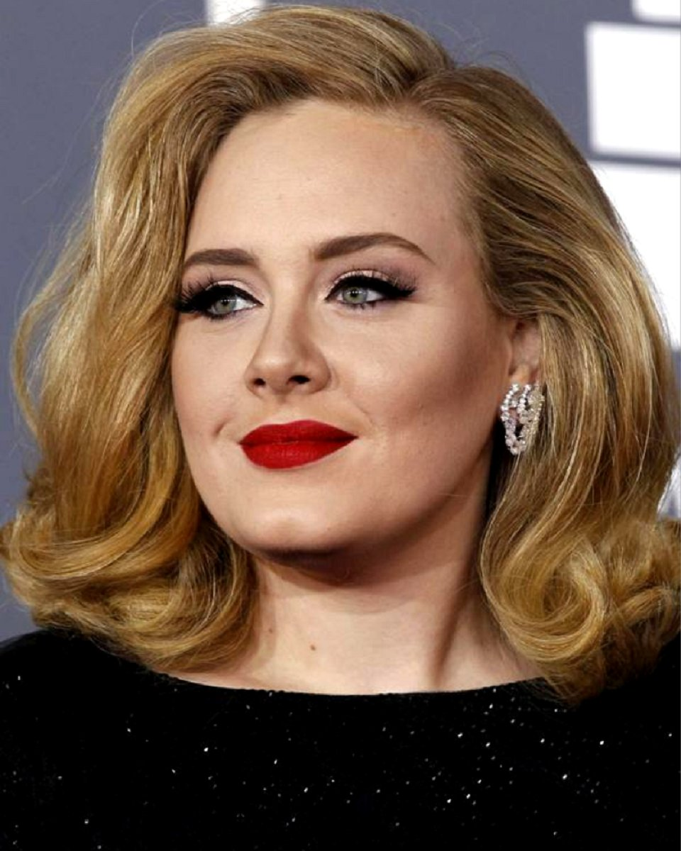 Adele - Bob Styled - Custom Celebrity Lace Wig