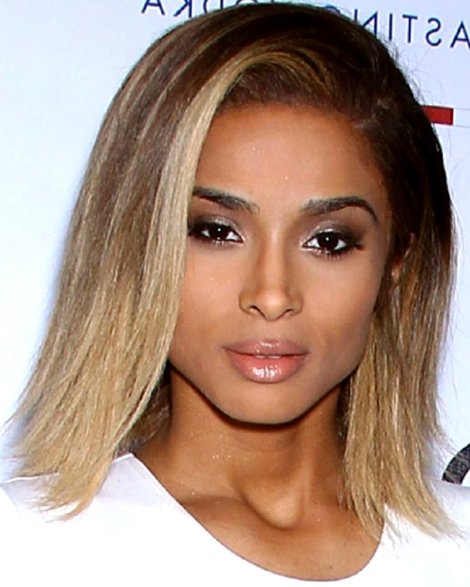 Ciara - Bob Cut - Custom Celebrity Lace Wig