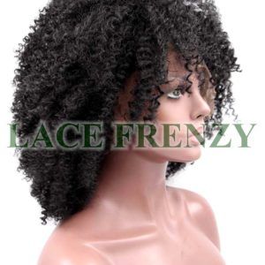 Gilisa - Tight Curl - Lace Front Wig