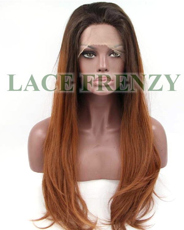 Marina - Two Toned - Lace Front Wig